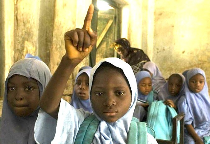Nigerian school girls