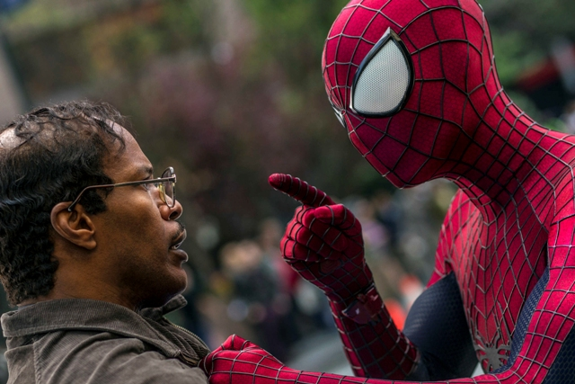 Still from The Amazing Spider-Man 2