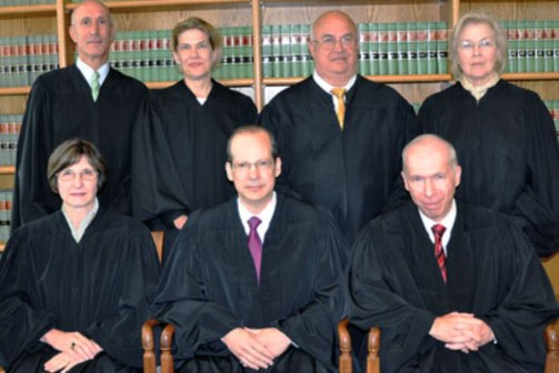 New Jersey Supreme Court Justices