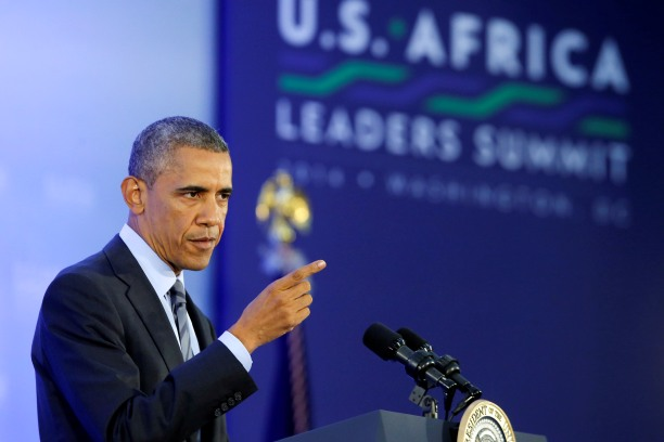 President Obama at Africa Conference