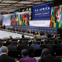 US Africa Leadership summit