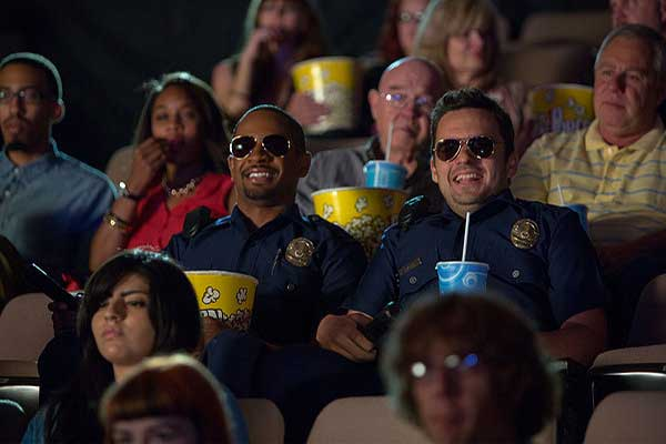 Still from Let's Be Cops