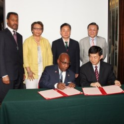 HBCU Chinese exchange program