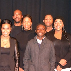 Cast of Black Nativity, Portland