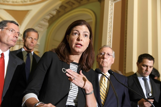 Kelly Ayotte and Republican leaders