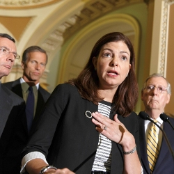 Republican Sen. Kelly Ayotte
