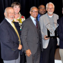 Oregon League of Minority Voters award