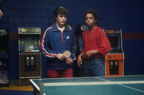 Still from Ping Pong Summer