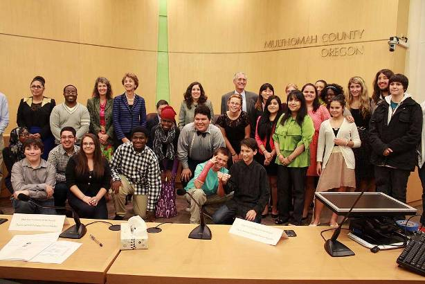 Multnomah County Youth Commission
