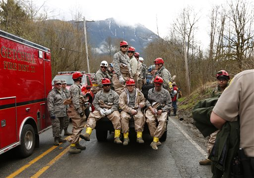 National Guard rescue team