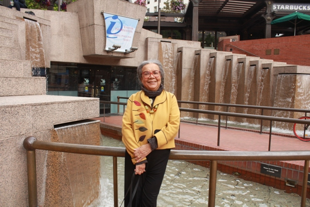 Marian Wright Edelman in Portland