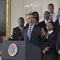 Obama launching My Brothers Keeper