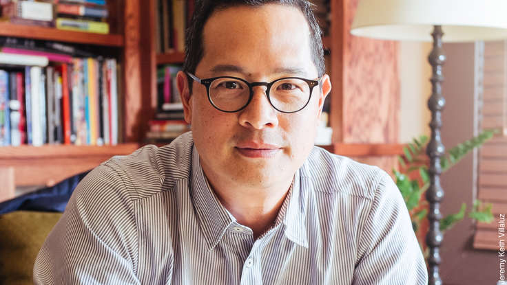 Jeff Chang, author of 'Who We Be: The Colorization of America'