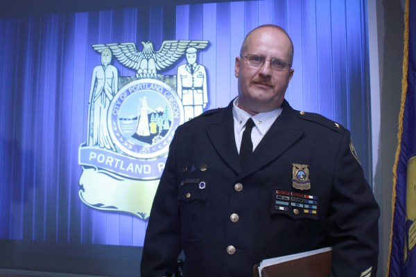 Assistant Police Chief Larry O'Dea will take over from Chief Reese in January