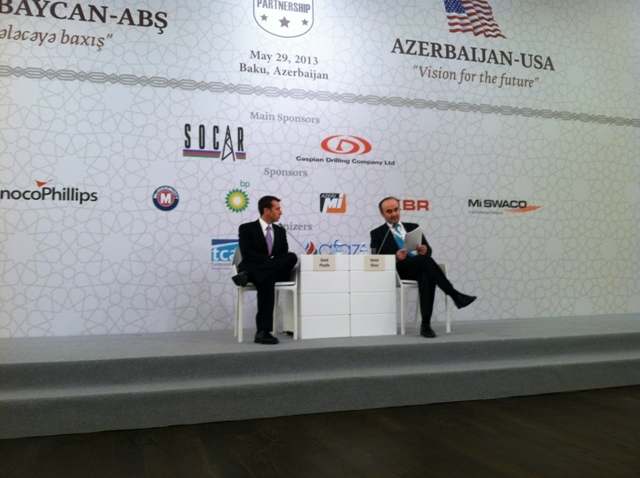 azerbaijan talk
