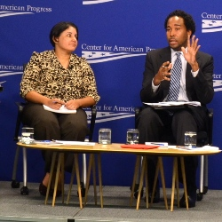 Center for American Progress panelists