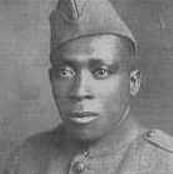 Sgt. Henry Lincoln Johnson