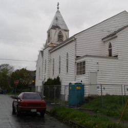 St. Paul's Church in Northeast Portland
