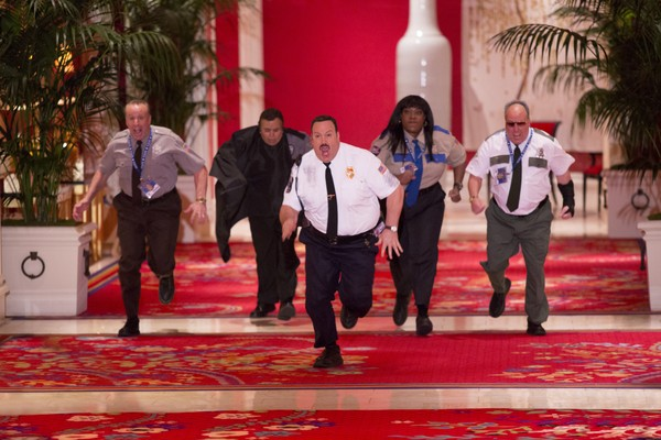 Still from the movie Paul Blart: Mall Cop 2