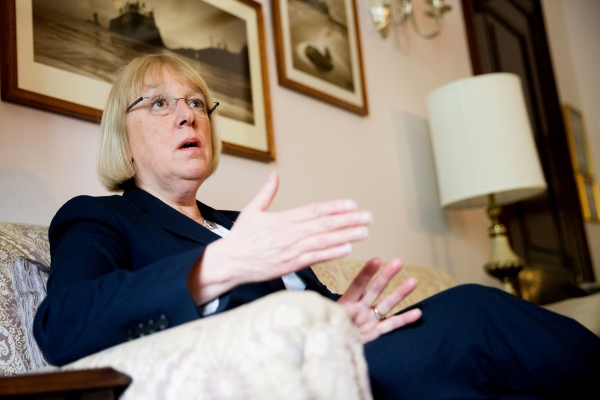 US Sen. Patty Murray