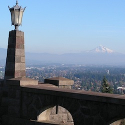 View from Rocky Butte