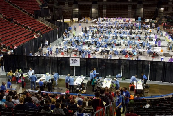 large free dental clinic