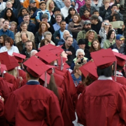 Franklin High School graduation