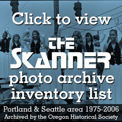 The Skanner News archives logo