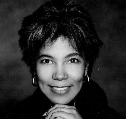 Portrait of NASA scientist Claudia Alexander