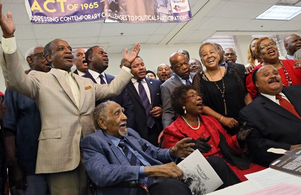 50th Observance of the Struggle for the 1965 Voting Rights Act Luncheon