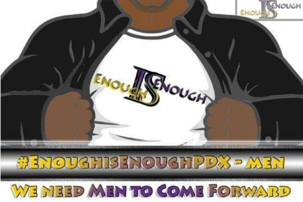 Enough is Enough flier