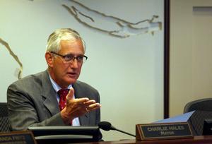 Mayor Charlie Hales
