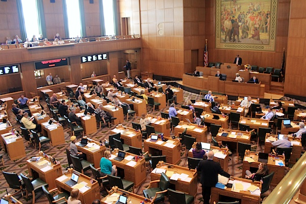 The Oregon Legislature