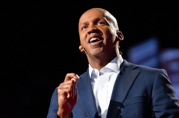 Bryan Stevenson at TED 2012