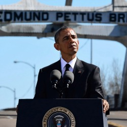 Obama at Selma 50th anniversary