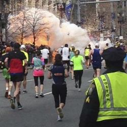The Boston Marathon bombing, which killed three people and injured 260 others on April 15, 2013. A federal jury on Wednesday convicted Dzhokhar Tsarnaev, who defenders say was influenced by his older brother, Tamerlan.