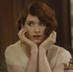 Still shot from 'The Danish Girl'