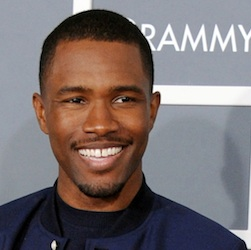 Frank Ocean arrives at the 55th annual Grammy Awards in Los Angeles. Apple Music has released new and long-awaited music from Grammy award-winning singer, Ocean. The company tweeted a link to the music video