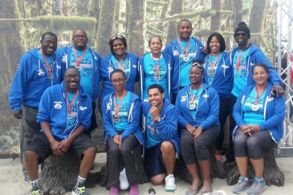 2016 Hood to Coast Relay