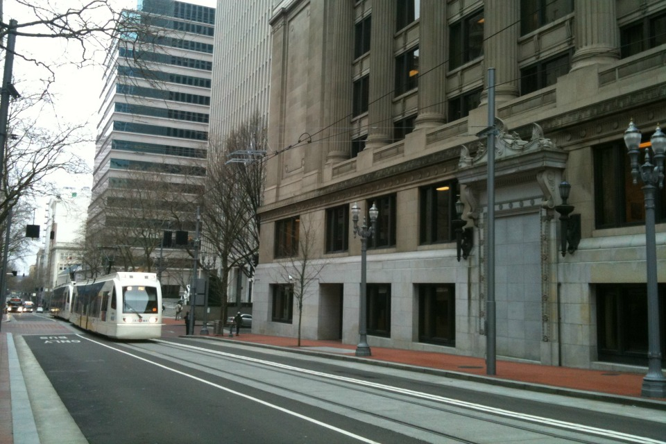 Exterior of Multnomah County Circuit Court