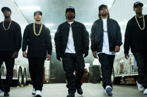 Cast of Straight Outta Compton