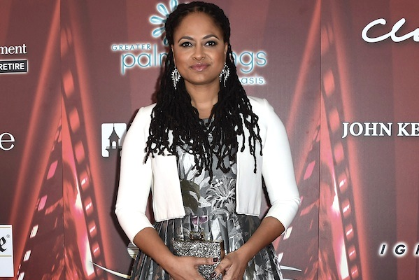 "Ava DuVernay poses at the Palm Springs International Film Festival opening night screening of ""Selma,"" at Palm Springs High School, in Palm Springs, Calif on Jan 2, 2015. In one of the exhaustive and damning reports on diversity in Hollywood, a new study finds that the films and television produced by major media companies are ""whitewashed,"" and that an ""epidemic of invisibility"" runs top to bottom through the industry for women, minorities and LGBT people. A study released Monday, Feb. 22, 2016, by the Media, Diversity and Social Change Initiative at the University of Southern California's Annenberg School for Communication and Journalism offers one of the most wide-ranging examinations of the film and television industries, including a pointed ""inclusivity index"" of 10 major media companies - from Disney to Netflix - that gives a failing grade to every movie studio and most TV makers. (Photo by Rob Latour/Invision/AP, File)"