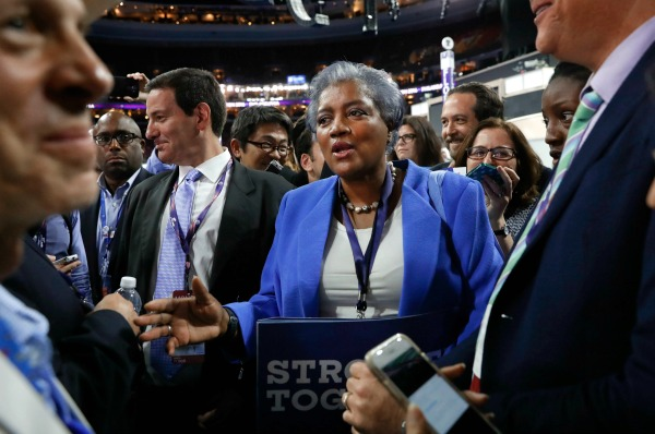 Black Women at the Helm at Democratic National Convention