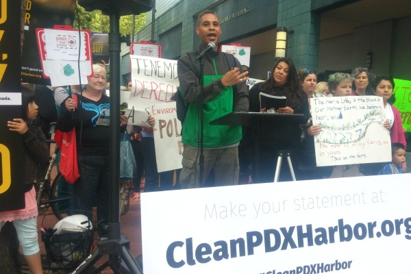 Community Groups Oppose the EPA Portland Harbor Cleanup Plan