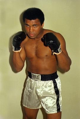 Ali boxer