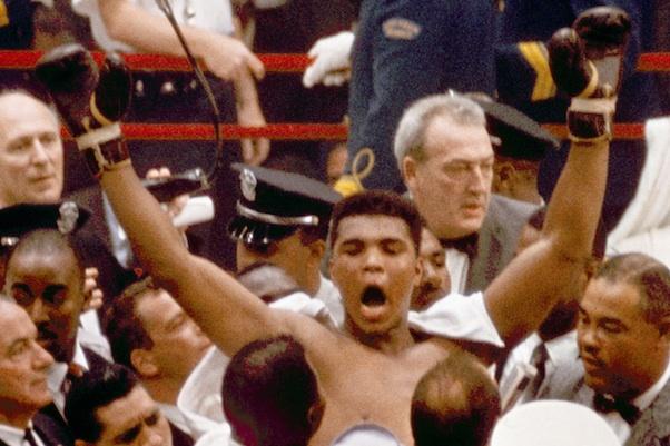 Ali wins