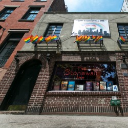 Obama Names Stonewall National Monument; First for Gay Rights