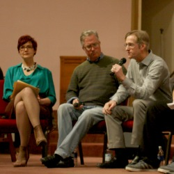 Portland Mayor social justice debate