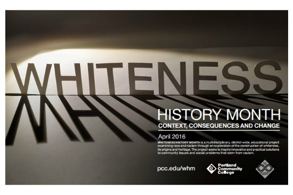 Whiteness History Month