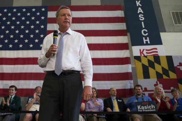 Kasich Dropping Out; Trump on Clear GOP Path